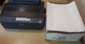 Epson LX – 350 printer for sale with full box of paper