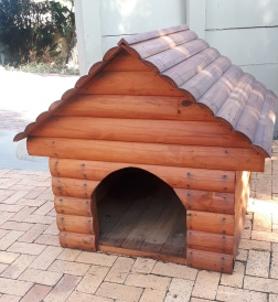 Dog kennels – used