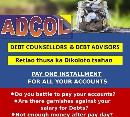 ADCOL – Debt Counsellors & Debt Advisors