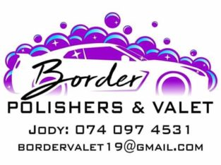 BORDER POLISHERS AND VALET